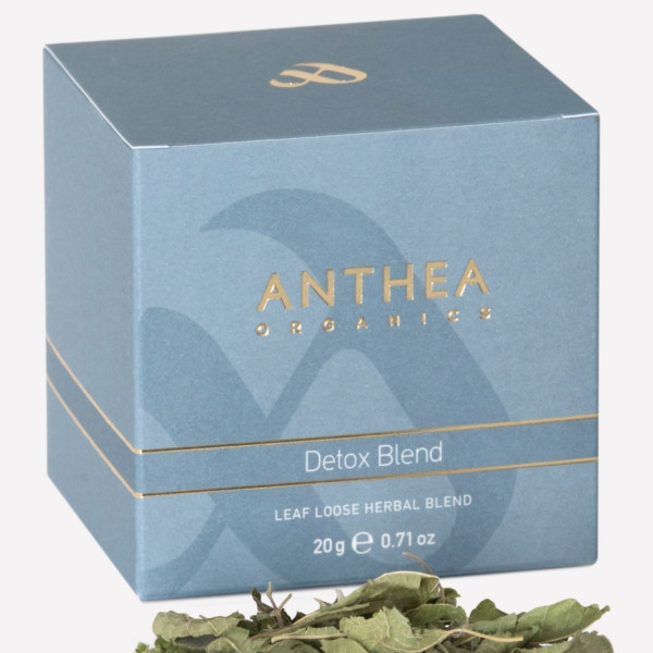 Μείγμα Βοτάνων για Αποτοξίνωση, Detox Blend 20γρ., Bio Anthea