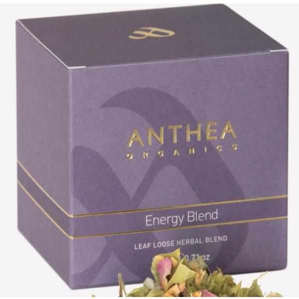 Βιολογικό Μείγμα Βοτάνων Energy Blend 20γρ., Bio Anthea