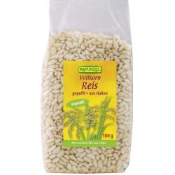 Βιολογικό Ποπ Ρυζιού Ολικής 100γρ., Bio, Rapunzel