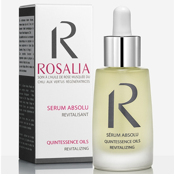 Βιολογικό Σέρουμ Absolu Revitalisant, 30ml, Bio, Rosalia