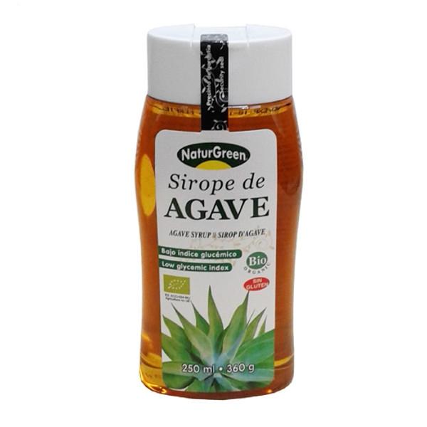 Βιολογικό Σιρόπι Αγαύης, 250ml, Bio, Naturgreen