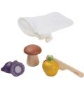 Σετ Λαχανικών, Plantoys, Ξύλινο, Οικολογικό, Εκπαιδευτικό, Παιχνίδι