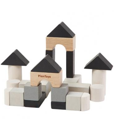 Σετ Κατασκευών, Plantoys, Ξύλινο, Οικολογικό, Εκπαιδευτικό, Παιχνίδι