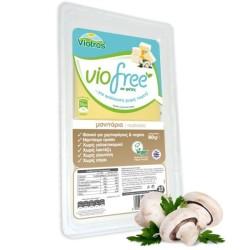 Φυτικό Τυρί με Γεύση Μανιταριού, σε φέτες, 180 γρ., Viofree