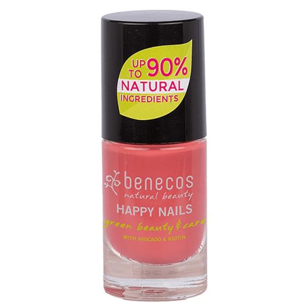 Βερνίκι Νυχιών Flamingo, 5 ml, Benecos