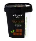 Παγωτό Σοκολάτα με Στέβια, 500ml, Kayak
