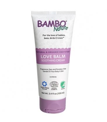 Βιολογική Κρέμα Σώματος Love Balm, 100ml, Bambo Nature