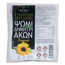 Βιολογικό Ψωμί Δημητριακών Χωρίς Γλουτένη, 275γρ., Bio, Pure Grain