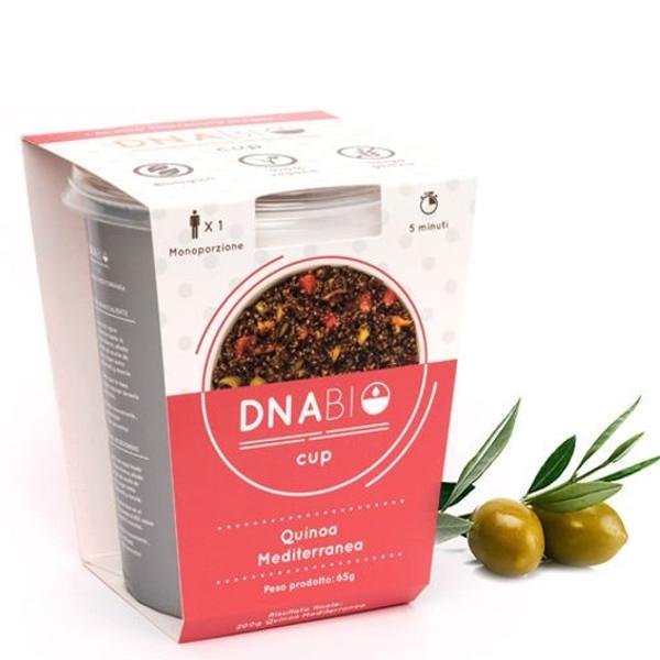 Βιολογικό Έτοιμο Μείγμα για Γεύμα Μεσογειακό με Κινόα, 65γρ., DNA Bio