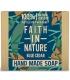 Σαπούνι Για Άντρες 100γρ Faith in Nature