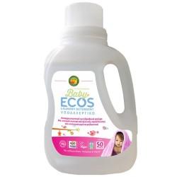 Βιολογικό Απορρυπαντικό Πλυντηρίου Ρούχων για Μωρά, Πασχαλιά & Καριτέ 1.15lt, Ελληνικό, Ecos - Earth Friendly