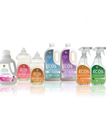 Βιολογικό Υγρό Γενικού Καθαρισμού με Μαϊντανό 650ml, Ελληνικό, Ecos - Earth Friendly