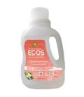 Βιολογικό Υγρό Πλυντηρίου Ρούχων Μανόλια & Κρίνο 1.5lt, Ecos - Earth Friendly