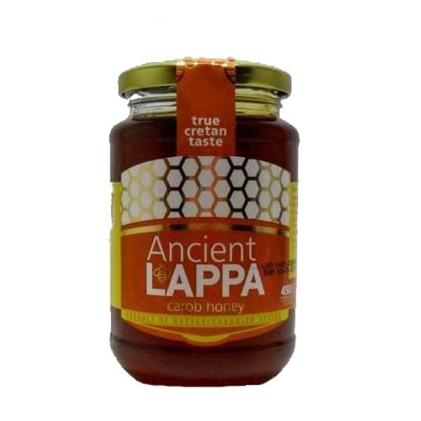 Μέλι Χαρουπιάς Ancient Lappa, 450 γρ., Creta Carob