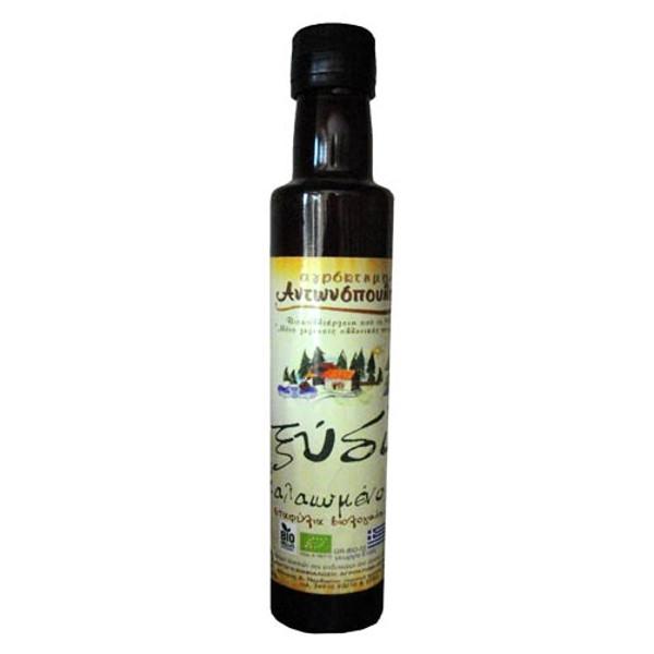 Βιολογικό Ξύδι, 250 ml, Ελληνικό, Bio, Αγροκτήματος Αντωνόπουλου