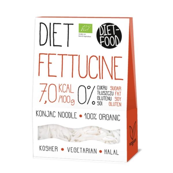 Βιολογικά Φετουτσίνι από Konjac, 385 γρ., Bio, Diet Food