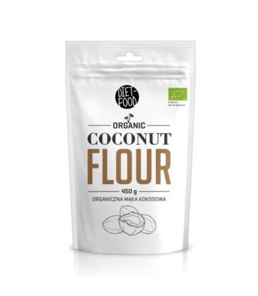 Βιολογικό Αλεύρι Καρύδας, 450γρ., Bio, Diet Food