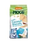 Βιολογικά Μπισκότα με Καρύδα Χωρίς Ζάχαρη Bio 125γρ., Mogli