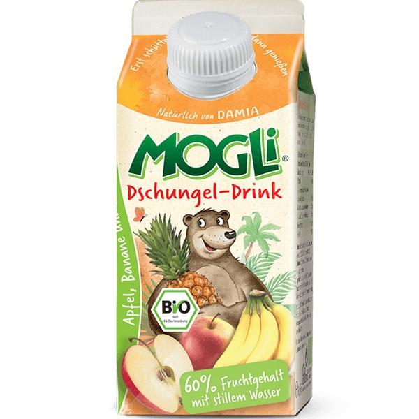 Βιολογικός Χυμός Εξωτικών Φρούτων Bio 330ml, Mogli
