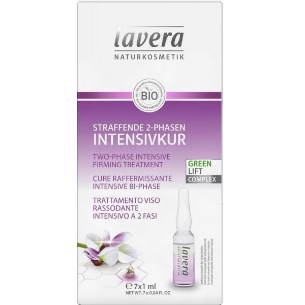 TWO-PHASE INTENSIVE FIRMING TREATMENT LAVERA