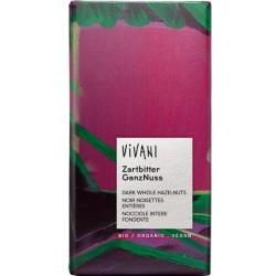 Βιολογική Σοκολάτα Υγείας με Φουντούκια Bio 100γρ., Vivani