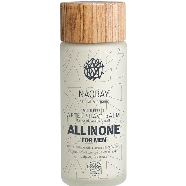 After Save Λοσιόν, All in One, 100 ml, Bio, Naobay