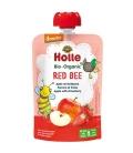 Βιολογικός Παιδικός Πουρές Μήλο & Φράουλα 100γρ Βio Holle