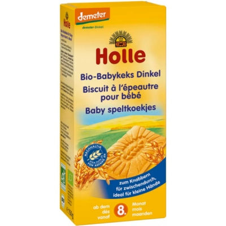 Βιολογικά Μπισκότα από Σιτάρι Dinkel 150γρ. Bio, Holle