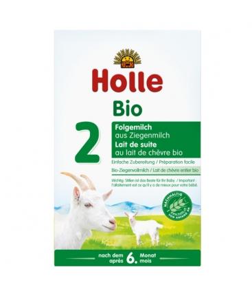 Holle Βιολογικό Βρεφικό Κατσικίσιο Γάλα Νο 2 (από τον 6ο) 400γρ. Bio
