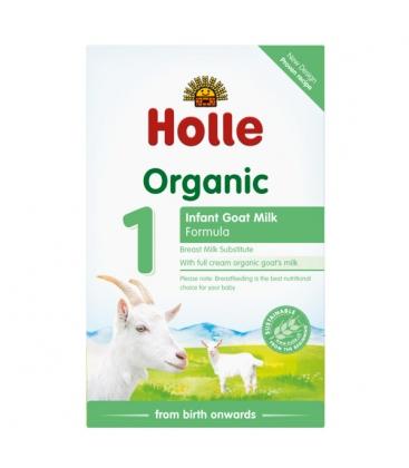 Holle Βιολογικό Βρεφικό Κατσικίσιο Γάλα Bio Νο1 400γρ.