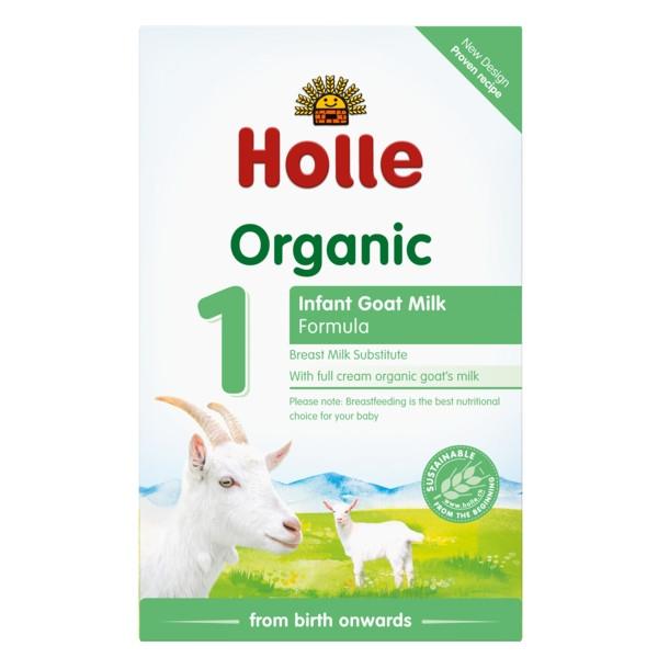 Βιολογική Φόρμουλα Γάλακτος από Κατσικίσιο Γάλα Bio Νο1 400γρ., Holle