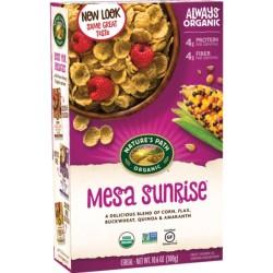 Βιολογικά Δημητριακά Mesa Sunrise Χωρίς Γλουτένη 355γρ., Nature's Path