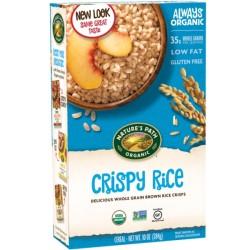 Βιολογικά Δημητριακά Crispy Rice 284γρ., Nature's Path
