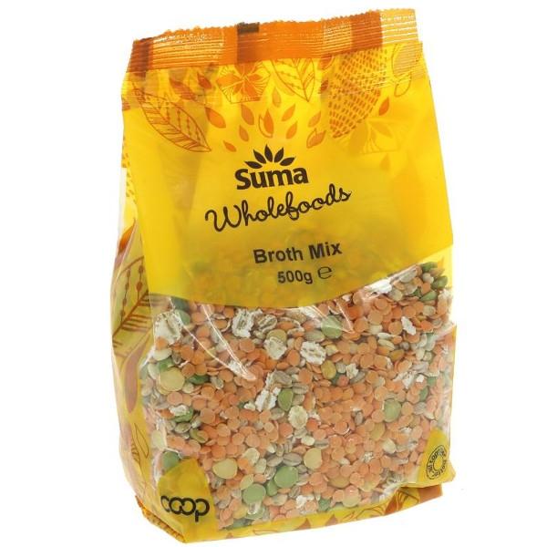 Βιολογικό Μείγμα Δημητριακών & Οσπρίων Bio 500γρ., Suma Wholesale