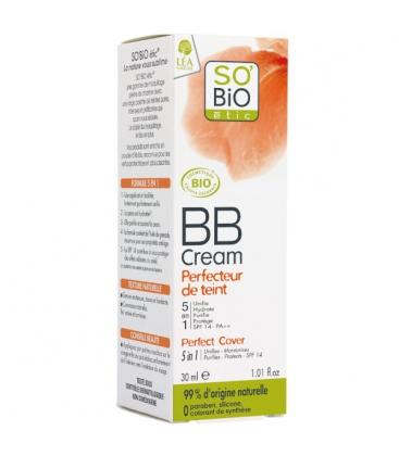 Βιολογικό BB cream So Bio Perfecteur du teint 01 Nude 30ml, So Bio