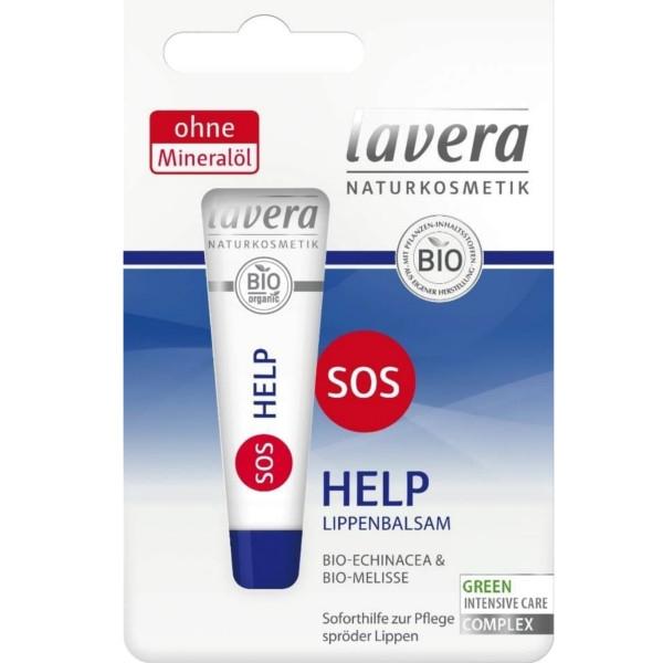 Lip Balm SOS Help, 8ml, Bio, Lavera