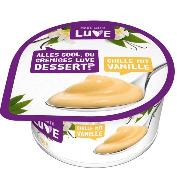 Πουτίγκα Βανίλιας από Λούπινο, Vegan, 150 γρ., Made With Luve
