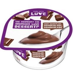 Πουτίγκα Σοκολάτα από Λούπινο, Vegan, 150γρ., Made With Luve
