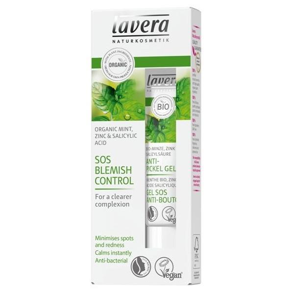 Βιολογική Κρέμα SOS Blemish Control, 15ml, Bio, Lavera