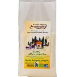 Βιολογικό Αλεύρι Κίτρινο Χωριάτικο Bio 1 κιλό, Ελληνικό, Αγρόκτημα Αντωνόπουλου