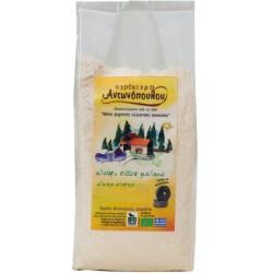 Βιολογικό Αλεύρι Σίτου Μαλακό Ολικής Bio 1κιλό, Ελληνικό, Αγρόκτημα Αντωνόπουλου