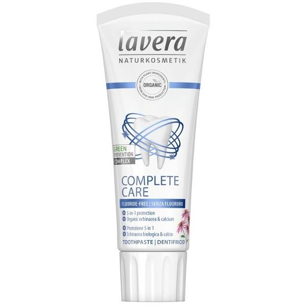 Οδοντόκρεμα με Εχινάκεια Complete Care, 75ml, Bio, Lavera