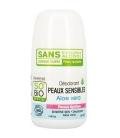 Deodorant sensitive and shaved skin, Aloe 50ml