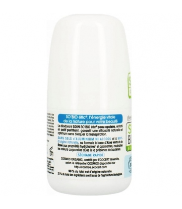 Deodorant sensitive and shaved skin, Aloe 50ml