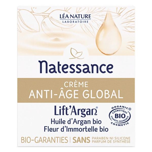 Αντιγηραντική Κρέμα Anti-Age Global 50 ml, Lift'Argan