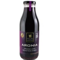 Βιολογικός Χυμός Αρώνια, 500ml, Bio, Ελληνικός, Mouro