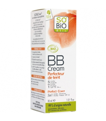 BB CREAM PERFECTEUR NO 02 BEIGE ECLAT SPF10 30ml