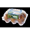 Βιολογικά Αυγά Bio 6τεμ., Ελληνικά, Τενεκετζή