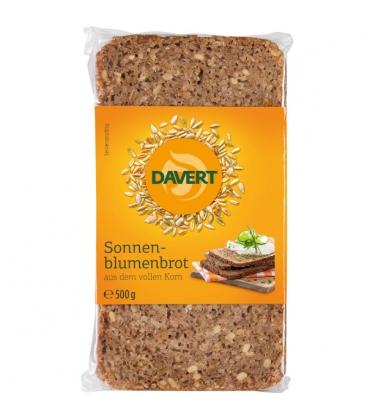 Ψωμί σίκαλης ολικής άλεσης με ηλιόσπορο