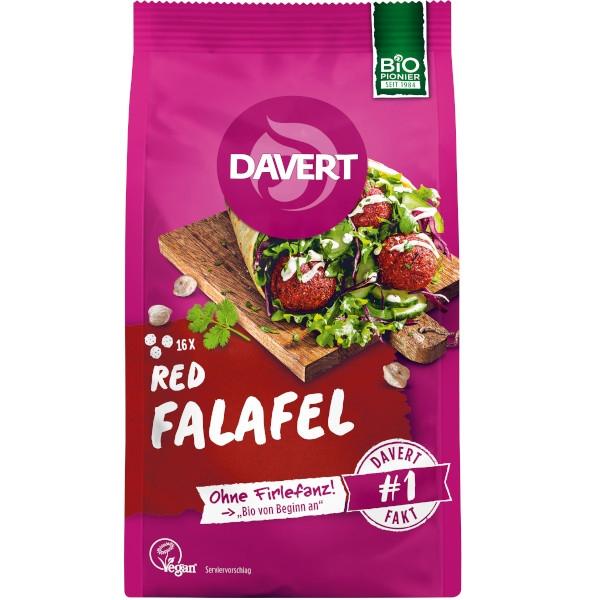 Βιολογικό Red Falafel, Vegan, 170γρ., Bio, Davert